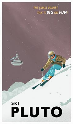 3 | These Intergalactic Travel Posters Look Like They Were Designed By Don Draper | Co.Design | business + design