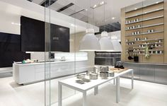 TWELVE KITCHEN CABINETRY Designed by Carlo Colombo