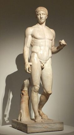 How Art Has Depicted the Ideal Male Body throughout History - Apr 5, 2017 -