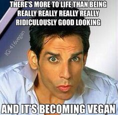 Become vegan