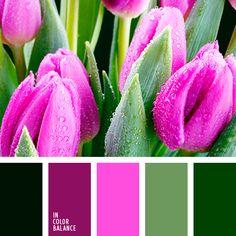 Цветовая палитра №3757