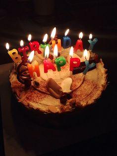 Happy Birthday Romantic Birthday Wishes, Happy Birthday Wishes Cake, Beautiful Birthday Cards, Happy Birthday Pictures, Birthday Greetings, Happy Birthday My Hubby, Birthday Cake Quotes, Bithday Cake, Happy Birthday Wallpaper