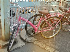 Such a cute bicycle.