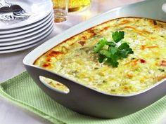 Studentkokeboka: Ukemeny for hverdag og fest Pork Recipes, Cooking Recipes, Recipe Boards, Cottage Cheese, Love Food, Risotto, Macaroni And Cheese, Nest, Food And Drink