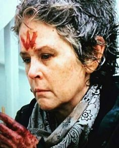 """From """"JSS"""" - best ep ever! Carol is such a badass!!"""