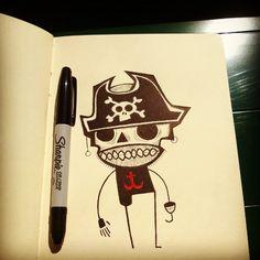 #stefanoarici #scarabiss #tatt #tatts #tattoo #tatuaggio #tatouage #tatuagem #tatuaje #flashtattoo #flash #graphic #graphique #graphisme #skull #jollyroger #pirate #sailor #sea #Black #blackwork #blackworker #ink #inked #traditional #oldschool #sketch #sketchbook #dessin #dibujo