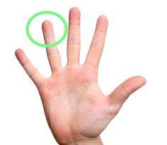 Masseer 1 minuut één van je vingers en je zal jezelf verbazen wat de resultaten zijn! Dit is goed om te weten! - Zelfmaak ideetjes