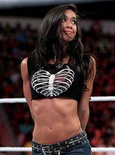 Aj Lee my favorite diva WWE Wrestling Stars, Wrestling Divas, Women's Wrestling, Aj Lee, Gorgeous Ladies Of Wrestling, Nxt Divas, Total Divas, Wwe Female Wrestlers, Female Athletes