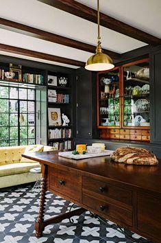 Design | Spanish Inspired Kitchen