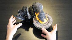 Pharaoschlange -Das unglaubliche Feuerschlangenexperiment