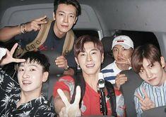 Jung Yunho, Instyle Magazine, Kpop, Tvxq, Sebastian Stan, Benedict Cumberbatch, Chris Evans, Super Junior, Ruin