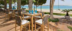 Plaj Restaurant Italian - inspired restaurant Zabeel Saray Palm Jumeirah  Tel: +971 4 453 0444