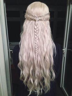 Hairstyles Inspired by Khaleesi!