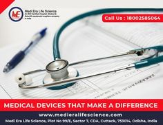 MEDI ERA LIFE Science India is India's Leading World Class Medical Device Manufacturer & Supplier. At MEDI ERA LIFE Science India, we support the creation of world class medical and healthcare devices by offering integrated design and manufacturing facilities. The Medical devices will be manufactured, assembled, tested, and packaged in a state-of-the-art clean room environment, with all work monitored and documented for complete transparency.