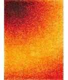 RugStudio presents Loloi Barcelona Shag BS-01 Sunset Area Rug