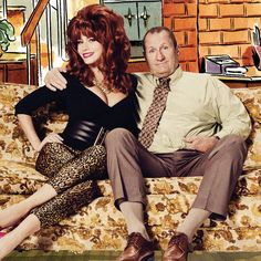 Sofia Vergara Is Dead-On Peggy Bundy in This Married With Children Photo