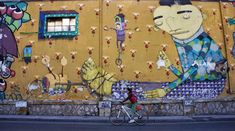 Meet A Whole New Generation Of Street Art Emerging In Athens, Greece | The Huffington Post