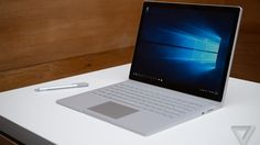 A closer look at Microsoft's new Surface Book laptop   The Verge