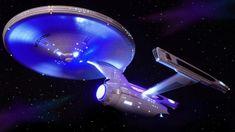 Enterprise Ship, Uss Enterprise Ncc 1701, Star Trek Enterprise, Scotty Star Trek, Model Magic, Star Trek Starships, Star Trek Ships, Nerd Love, Great Memories