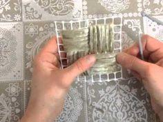 ▶ Fettuccia spaghetto - lavorazione con AGO su RETE! - YouTube