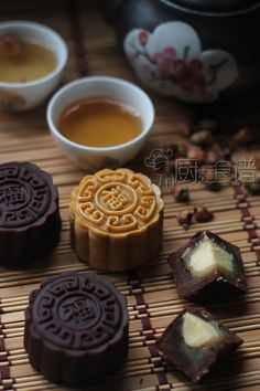 Kitchen Garden Rezept: Tiramisu Käse Schokolade Tiramisu Käse Schokolade Mooncake Mondkuchen []