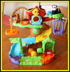 VTech  Go! Go! Smart Animals Tree House Hideaway Playset Review & GIVEAWAY!  http://www.mommysreviews.com/2014/09/vtech-go-go-smart-animals-tree-house.html