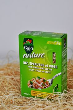 Der neue Riso Gallo Nature Reis, Dinkel und Gerste bringt Schwung in die Reisküche  – und macht ein schnelles, gesundes Mitagessen ganz unkompliziert.