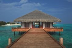 The Sumptuous and Sheltered Loama Resort Maldives
