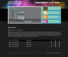 LCBC Saturate Website