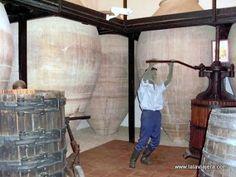 Museo del Vino de #Valdepeñas #enoturismo