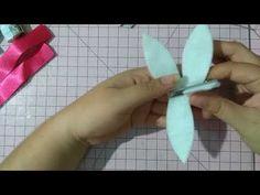 Laço orelhinhas de coelho em pé ❤️ DY ❤️ By Patrícia Yida - YouTube