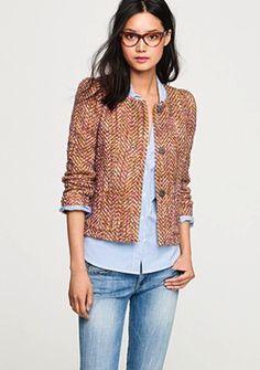 technicolor tweed