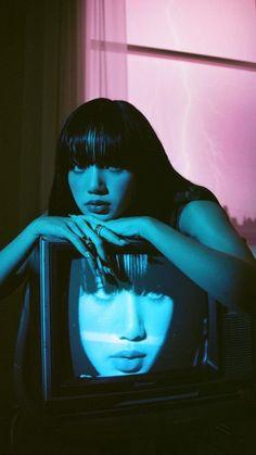 Petra Collins, Vogue Korea, Vogue Spain, A4 Poster, Blackpink Lisa, The Villain, Photo Reference, Visual Kei, Oeuvre D'art
