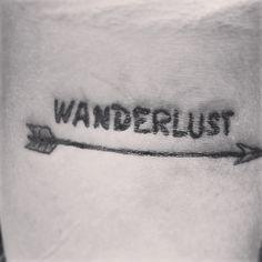Inner elbow tattoo