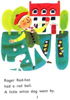 You grew up in the 80's & 90's if you remember reading about Roger Red, Billy Blue Hat, Jennifer Yellow Hat and the gang!