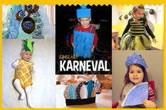 Speciál - DIY Karnevalové kostýmy - Testováno na dětech