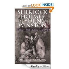 Sherlock Holmes and Young Winston - The Jubilee Plot