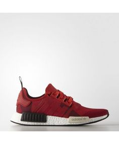 Adidas Originals NMD R1 Primeknit Lush Red Core Black S79164 Different from the previous Adidas any style of shoes, very attractive and tempting.