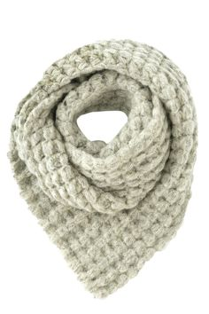 Infinity Scarf In Natural