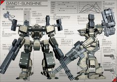 Armored Core 4 - PS3 Artwork