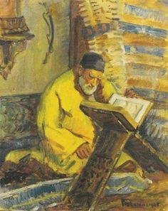 F.D.Gelecekte önemli bir sanatçı olacak olan Feyhaman Duran'ın, annesi erken yaşta öldü. Babası, şair ve öğretmen olan Süleyman Hayri Bey de, genç yaşta ölen eşinin isteğini yerine getirerek; oğlunu 1895 yılında, günümüzdeki adı Galatasaray Lisesi olan, Galata Sarayı Humayun Mektebi'ne kaydettirdi. Burada, ressam Şevket Dağ, Tevfik Fikret ve Viçen Arslanyan Efendi'nin öğrencisi oldu. Okulda tarama kalem ve çini mürekkebiyle,
