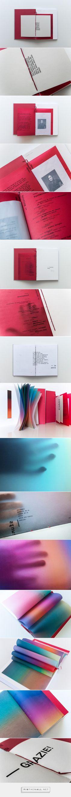 Kristina Nikaj - Portfolio / CV—2015 on Behance