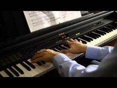 """""""All I Ask of You"""" - from Phantom of the Opera - (piano solo) - YouTube"""