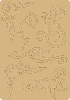 Grand Sewing Embroidery Designs At Home Ideas. Beauteous Finished Sewing Embroidery Designs At Home Ideas. Embroidery Designs, Beaded Embroidery, Quilting Designs, Scroll Saw Patterns, Scroll Design, Stencil Patterns, Stencil Designs, Motif Arabesque, Zentangle