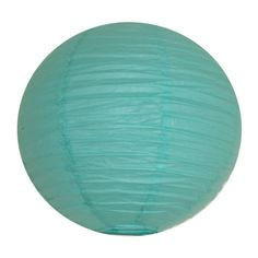 Lanterne chinoise - 50 cm - Vert céladon