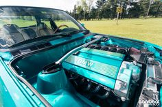 E30 - yes please. And the colour is perfect!