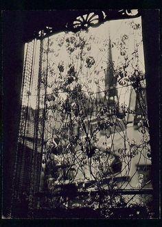 Rue du Cloître Notre-Dame, de la série Paris de Rêves Auteur : Bidermanas Israel (1911-1980), Izis (dit)