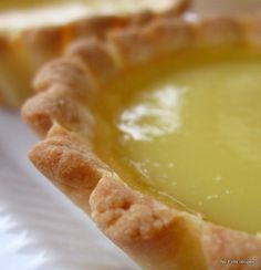 Egg Custard Tarts Recipe