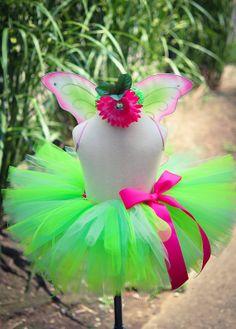 Fairy Tutu Costume Halloween Tutu by TrinitysTutus on Etsy, $27.00