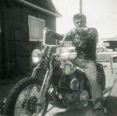 Dick Dale 1961 chopper